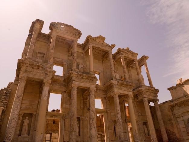 Efeso in kusadasi turchia