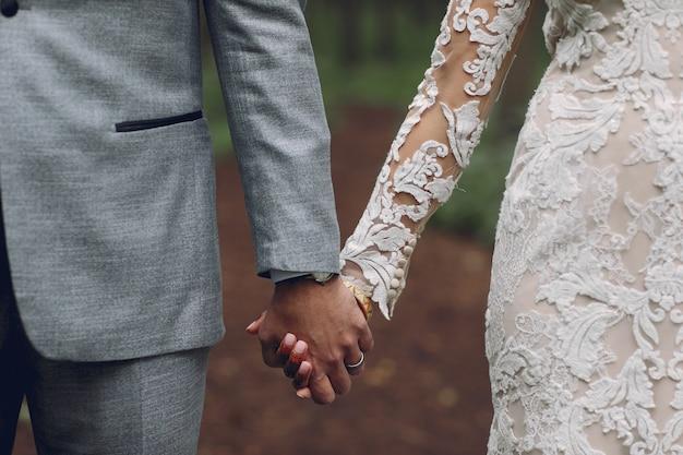 Elegante matrimonio indiano