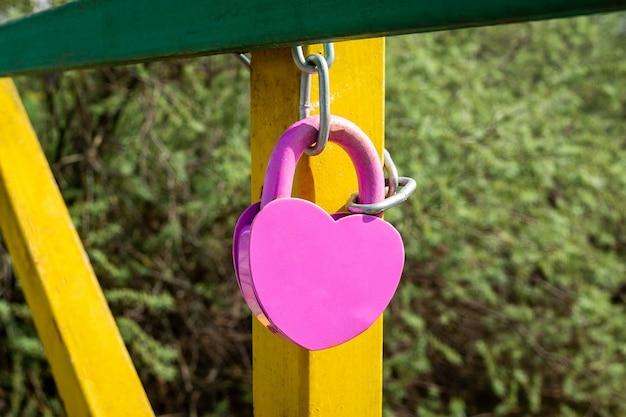 Elemento di design. immagine di blocco amore