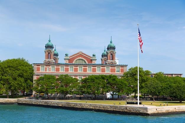 Ellis island immigration museum jersey city ny