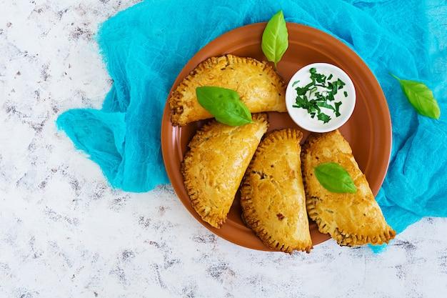 Empanadas al forno
