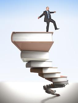 Equilibrio sui libri