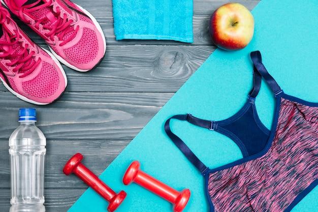 Equipaggiamento sportivo per allenamenti di successo