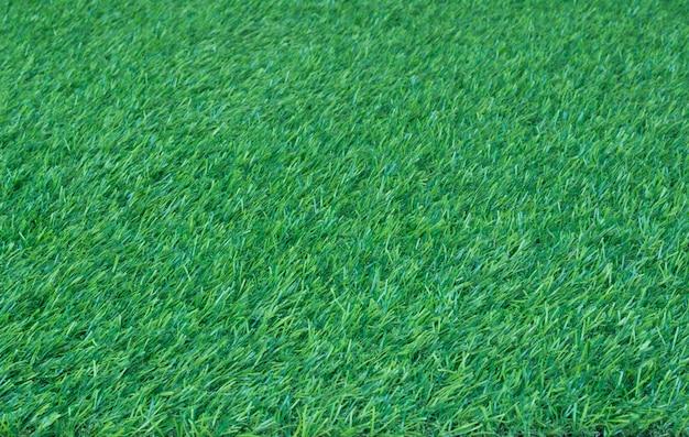 Erba artificiale come sfondo