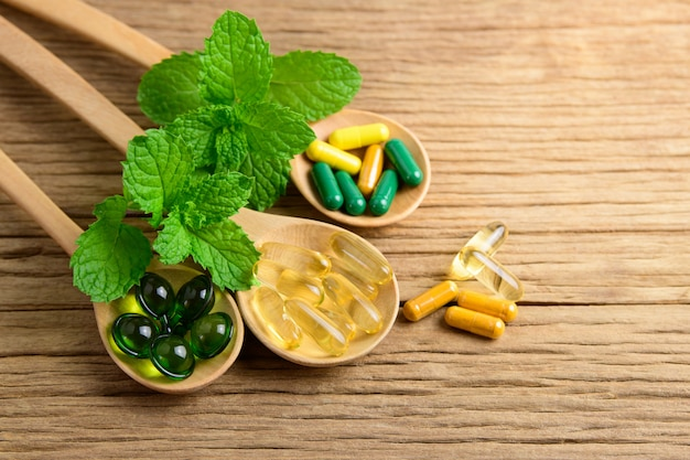 Erboristeria alternativa, vitamine e integratori naturali