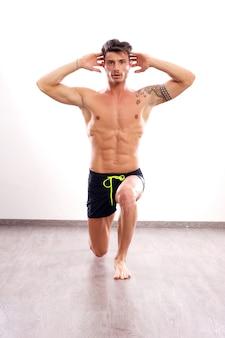 Esercizi di fitness
