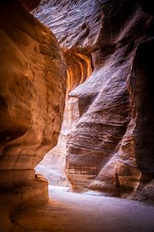 Esperienza nel canyon di petra