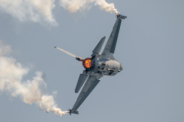 Esposizione personale belga f-16 per aeromobili