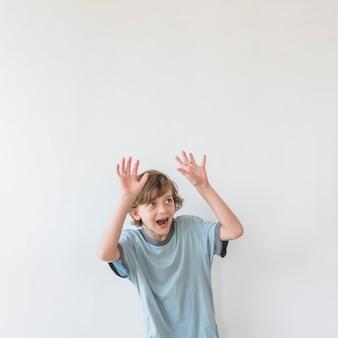 Espressioni dei bambini