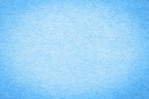 Estratto di carta struttura blu per sfondo