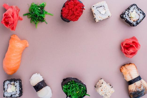 Evento internazionale di sushi day