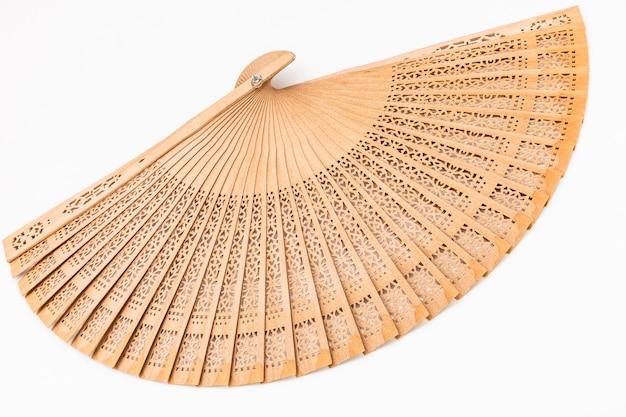 Fan di legno spagnolo