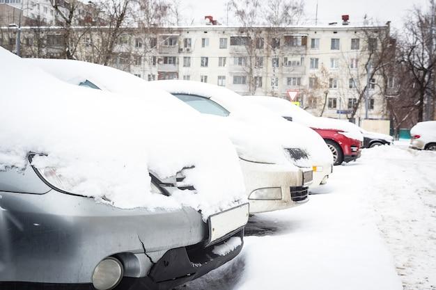 Fango di neve artificiale