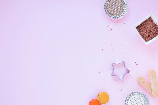 Fare cupcakes