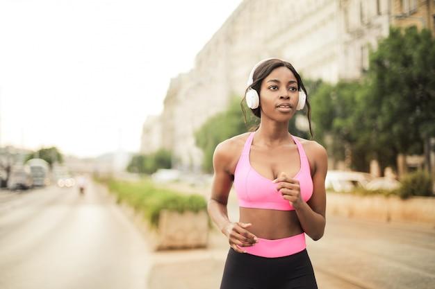 Fare jogging in città