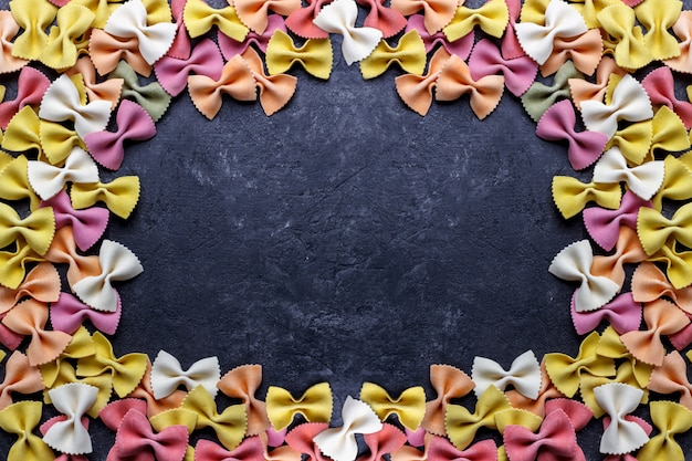 Farfalle colorate italiane