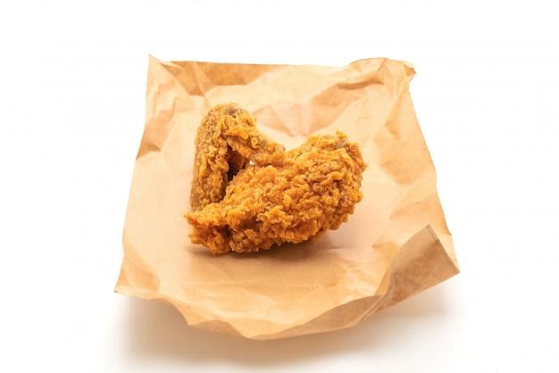 Farina di pollo fritto (cibo spazzatura e cibo malsano)