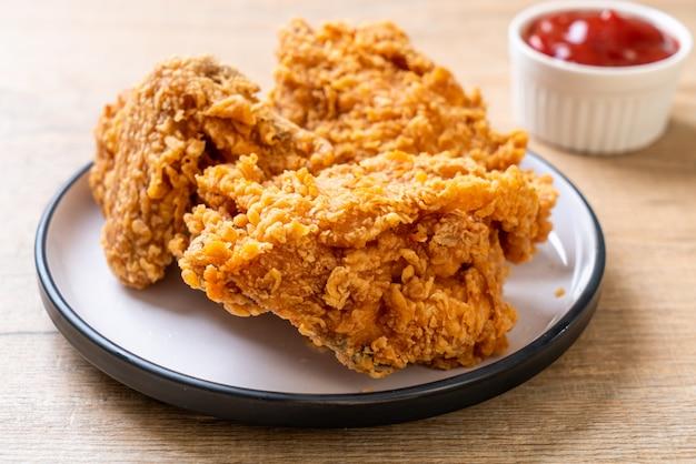 Farina di pollo fritto