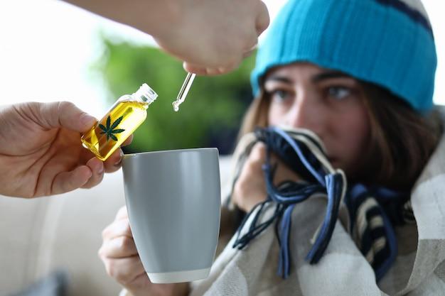 Farmaci per la cura dell'olio