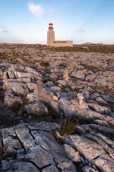 Faro sulla fortezza di sagres