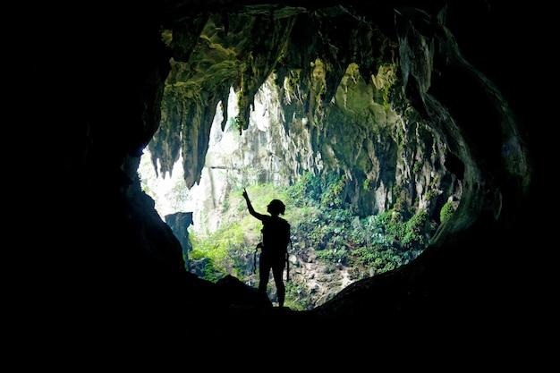 Fata grotta della malesia