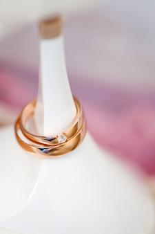 Fedi nuziali per fidanzamento di sposi