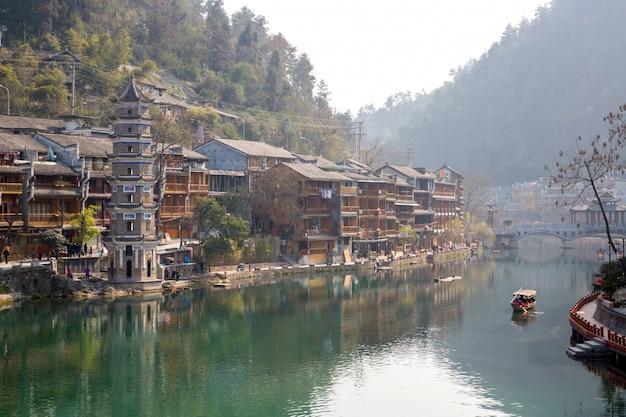 Fenghuang antica città della cina