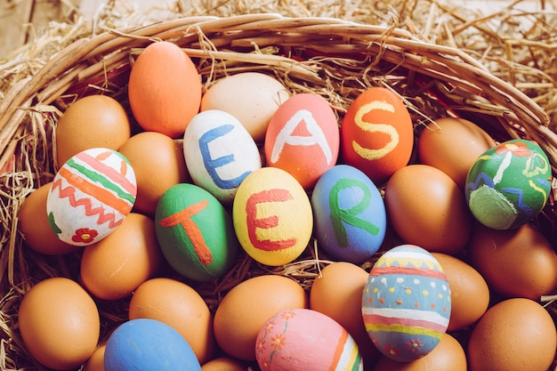 Festival delle uova di pasqua.