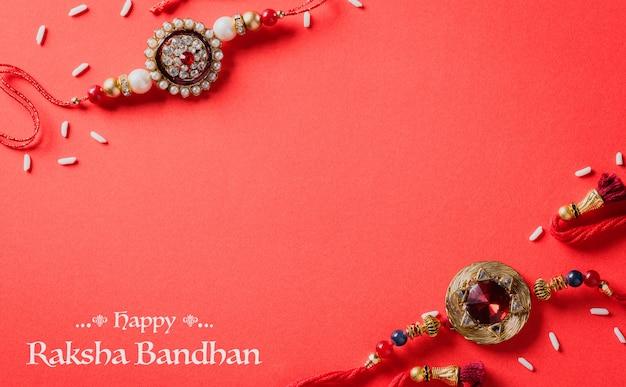 Festival indiano con il bellissimo rakhi