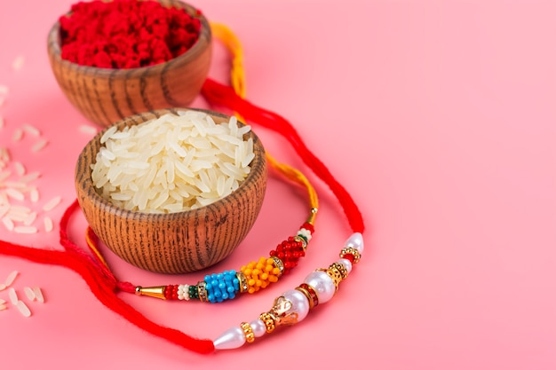 Festival indiano raksha bandhan
