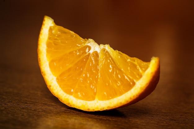 Fetta di arancia