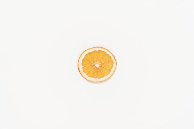 Fettina d'arancia essiccata