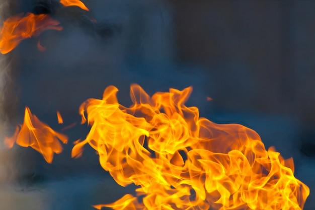 Fiamme di fuoco