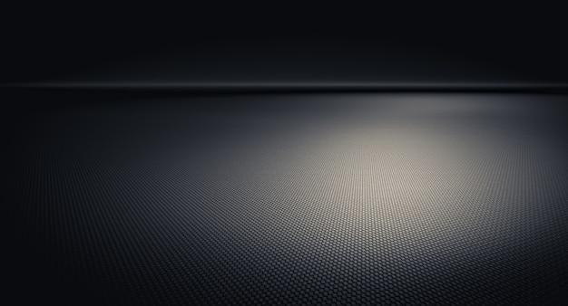 Fibra di carbonio 3d