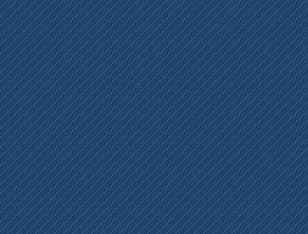 Fibra di carbonio blu