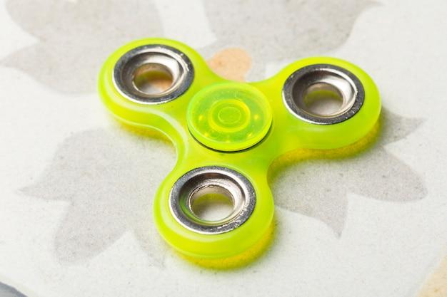 Fidget spinner giocattolo antistress
