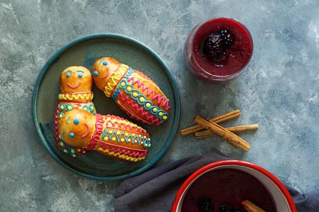Figure di pane ecuadoriane