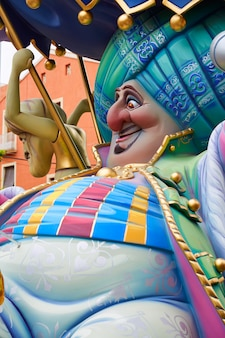Figure popolari di fallas fest