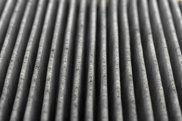 Filtri abitacolo in carbonio