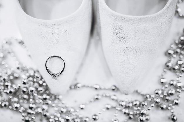 Fine di usura del piede di nozze su
