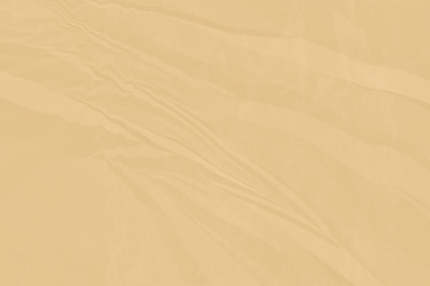 Fine sgualcita del fondo della carta marrone su