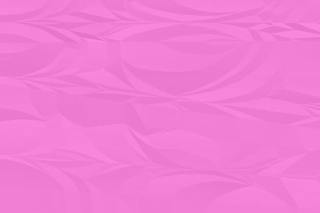 Fine sgualcita del fondo della carta rosa su