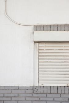 Finestra dell'appartamento