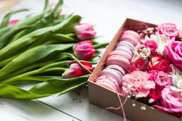 Fiori di fiore sfondo mamme belle