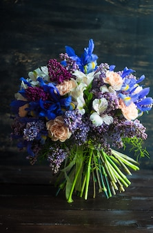 Fiori di primavera bella in un bouquet