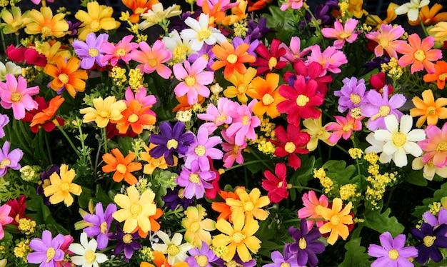 Fiori misti bouquet per lo sfondo