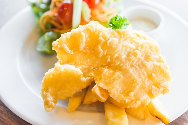 Fish chip