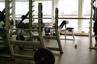 Fitness center, sala