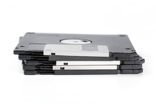 Floppy disk isolato