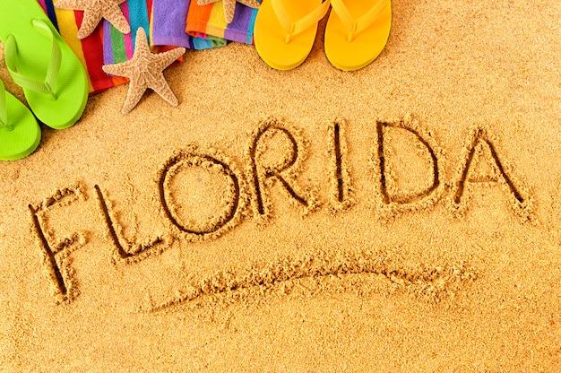 Florida spiaggia